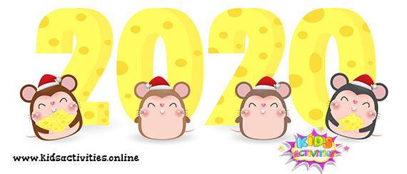 2020 Doodles