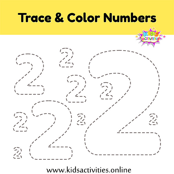 Dotted numbers to trace 1-10 pdf