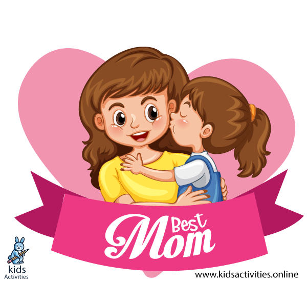 Cartoon happy mother's day images 2020
