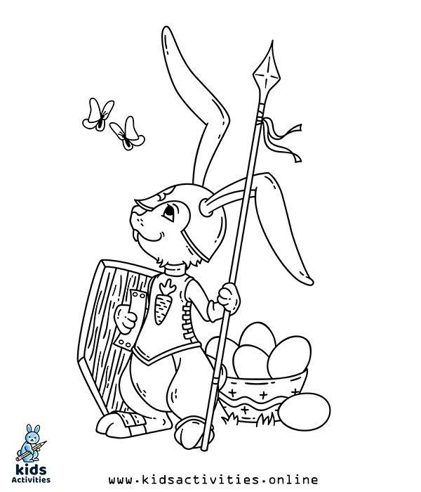 coloring pages of spring