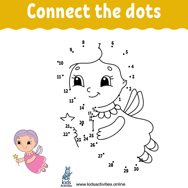 Connect the dots puzzle