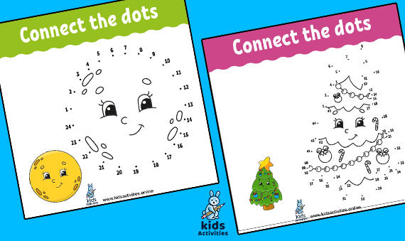 50+ Best Connect The Dots Printable Preschool