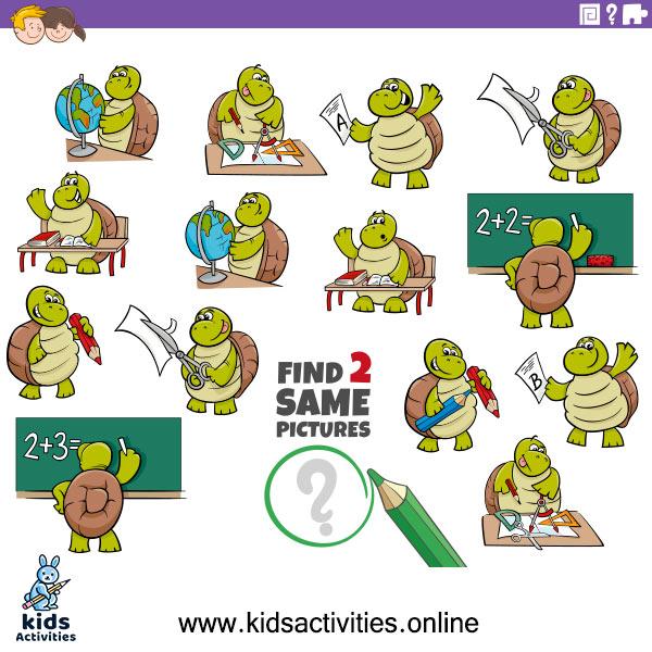 Educational games for preschoolers