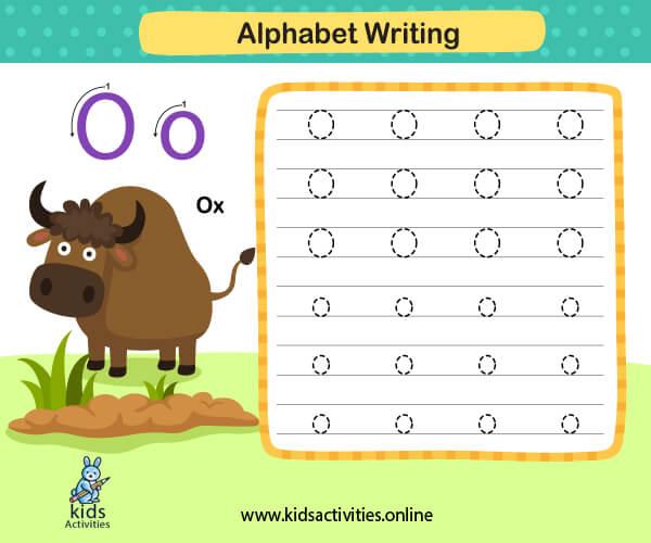 Kindergarten worksheets alphabets - Free animals alphabet letters worksheets
