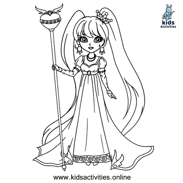 free printable coloring pages for teenage girl