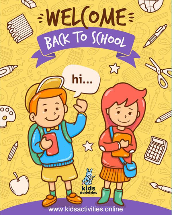 Best Happy Back To School Images, free download