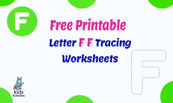FreFree Printable Letter F F Tracing Worksheetse Printable Letter F f Tracing Worksheets