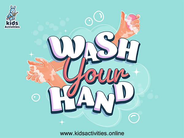 please wash your hands images