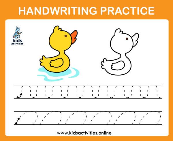 pre writing activities for preschoolers