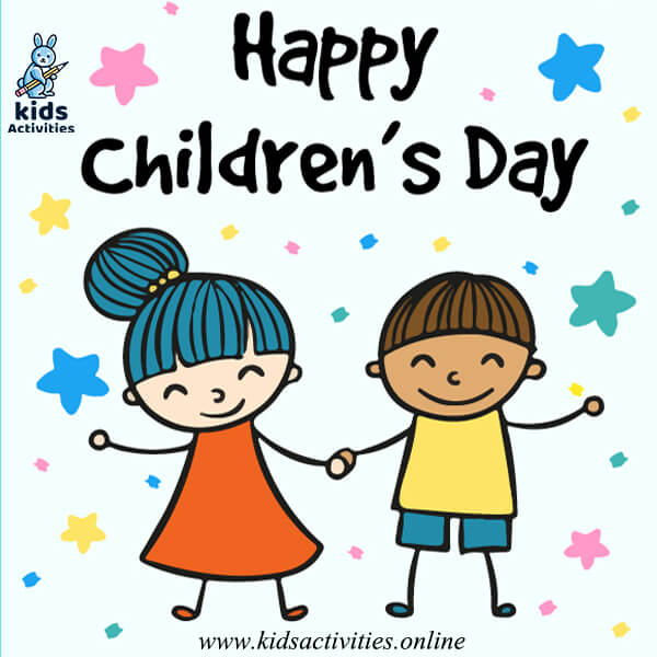 children's day images download
