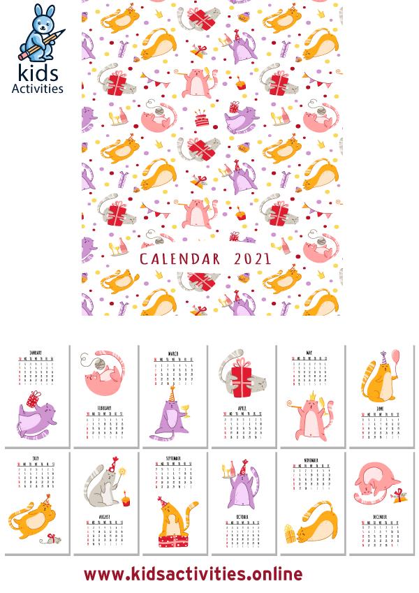 new year calendar 2020 pdf
