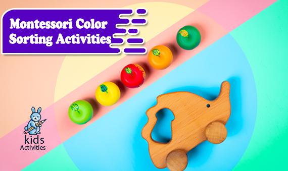 Montessori color activities