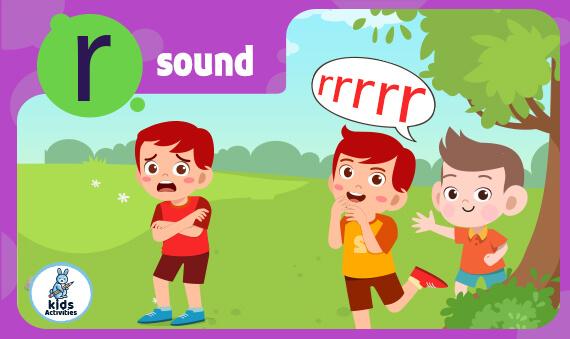 r sound story