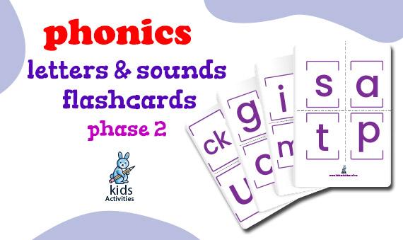 jolly phonics sound cards