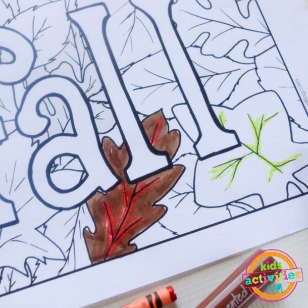 Awesome Free Printable Fall Coloring Pages 4 Autumn Art Ideas For Kids