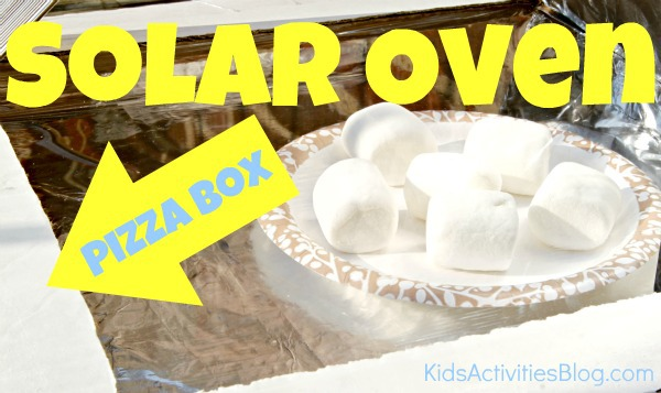 solar oven title