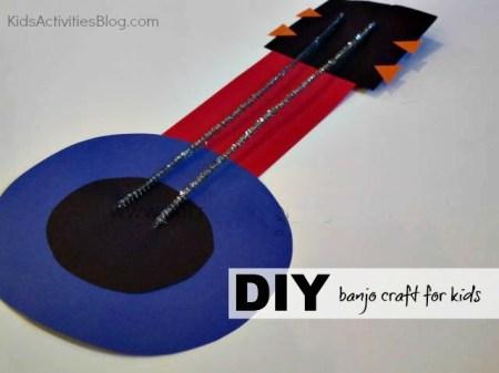 make a banjo