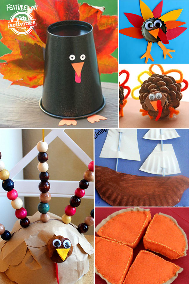 30 Thanksgiving Activities Toddlers Will LOVE