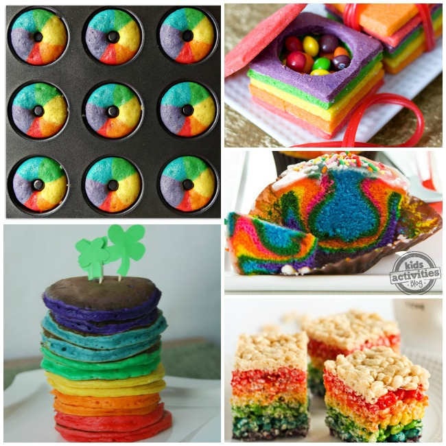 Final Food Rainbows