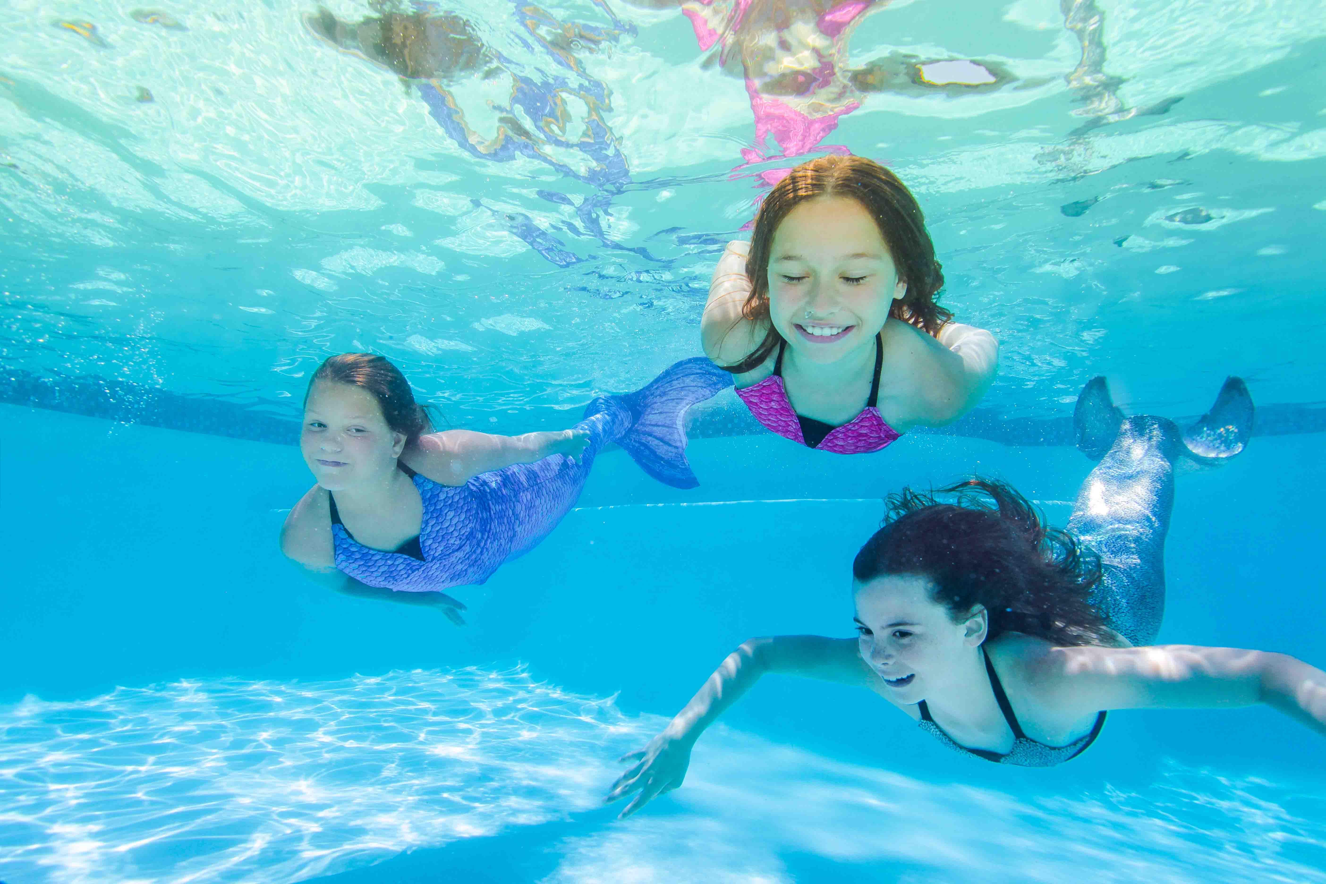 Unique T Idea Mermaid Tails For Kids