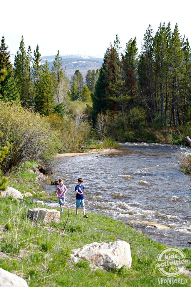 At the River - Kids Activities Blog