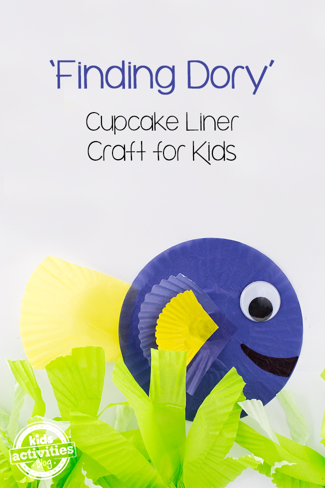 Dory Crafts Toddlers
