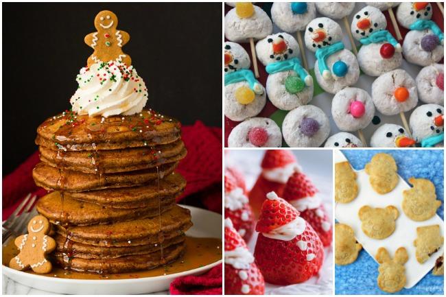 Festive Christmas Breakfast/ Brunch Ideas