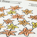 Free Printable Autumn Tree Coloring Sheet To Celebrate Fall Toysmatrix