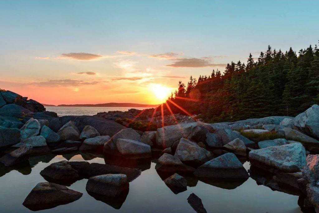 Acadia National Park virtual visit
