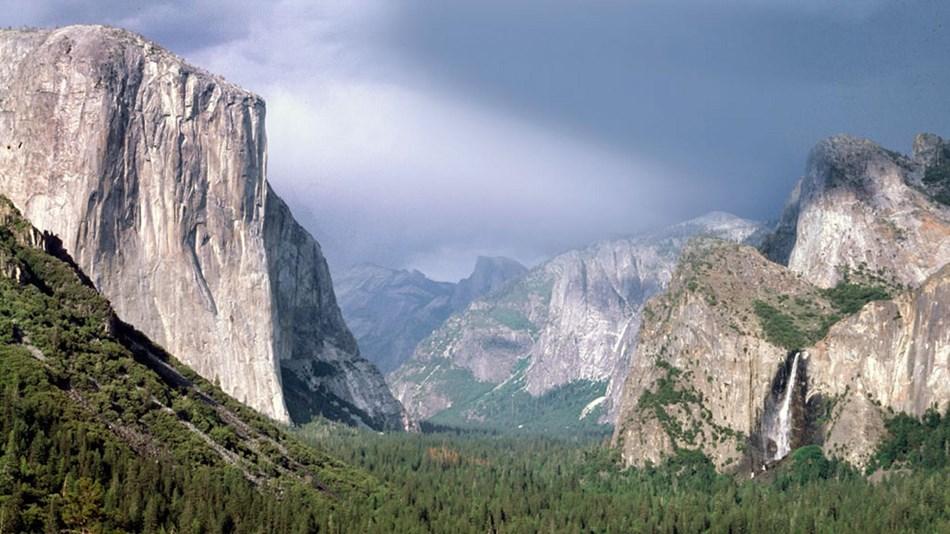 Yosemite National Park Virtual visit