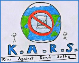 Kids Against Road Salt logo
