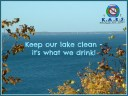 keep our lake clean - KARS