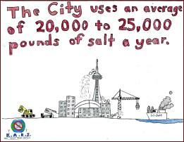 City of Toronto - Road Salt Use