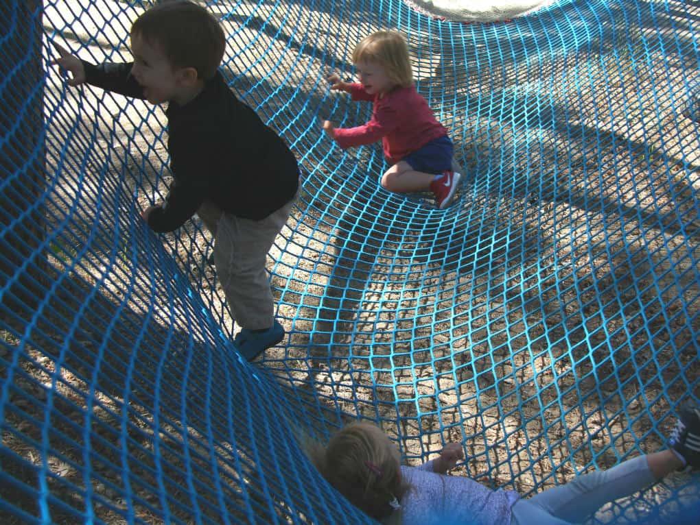 Kolibki Adventure Park - przygody dla najmłodszych