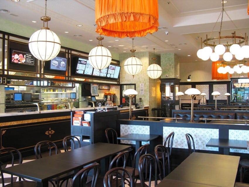 Barcelona - gdzie jeść - Restauracja Viena