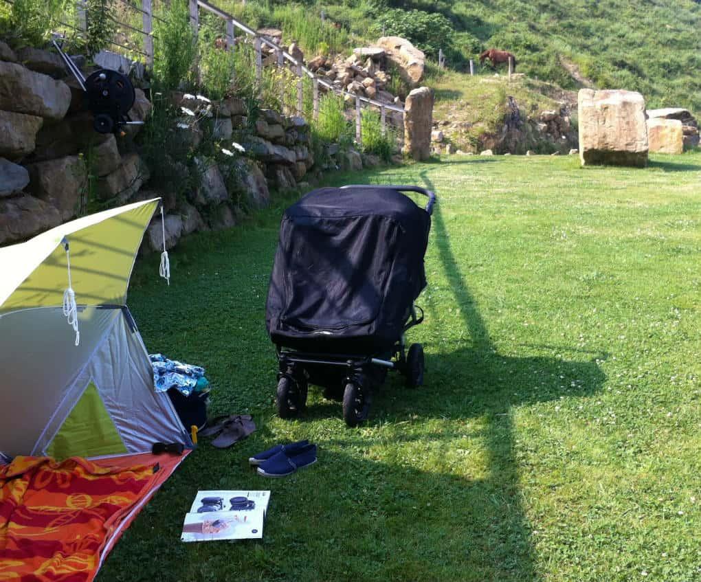 Wakacje w Kraju Baskow z niemowlakiem