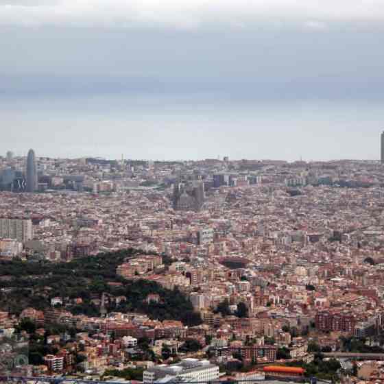 Barcelona z dzieckiem
