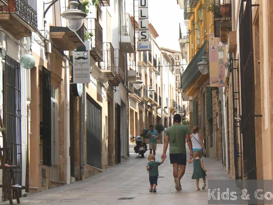 Jávea – rodzinne wakacje na Costa Blanca