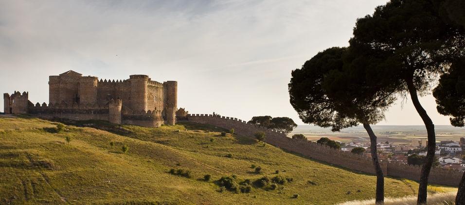 Zamek w Belmonte - Hiszpania z dzieckiem