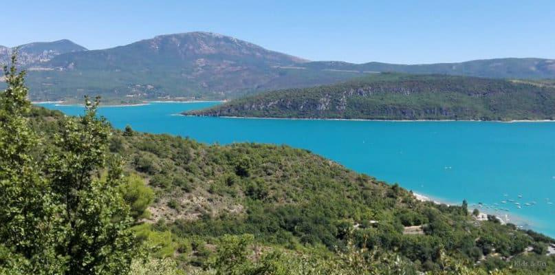 Jezioro Sainte Croix