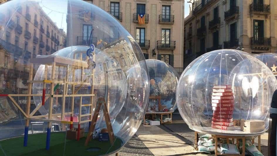 Żłóbek Plaça Sant Jaume 2016