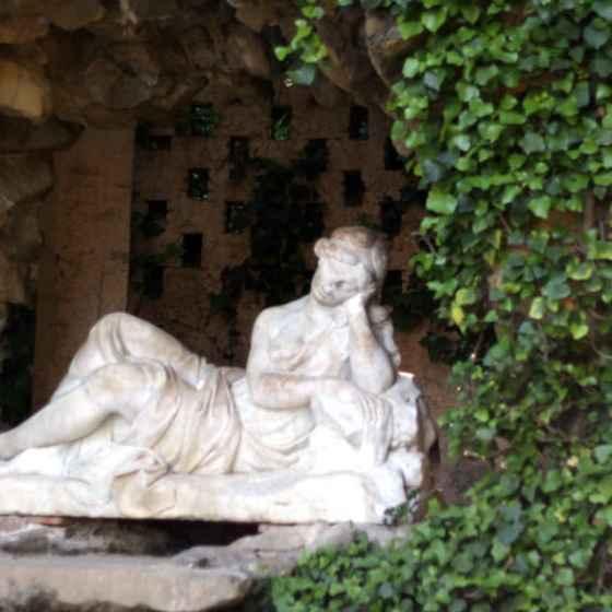 Parki Barcelony - Labirynt Horta