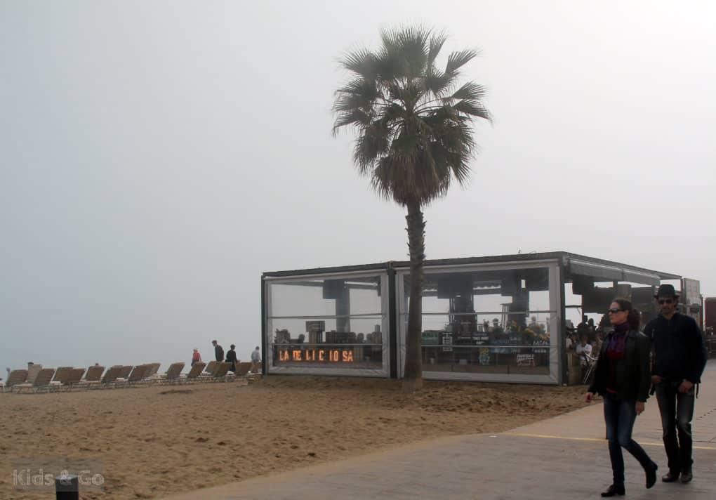 Plaze Barcelony