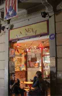 La Nena - miejsce na czekolade