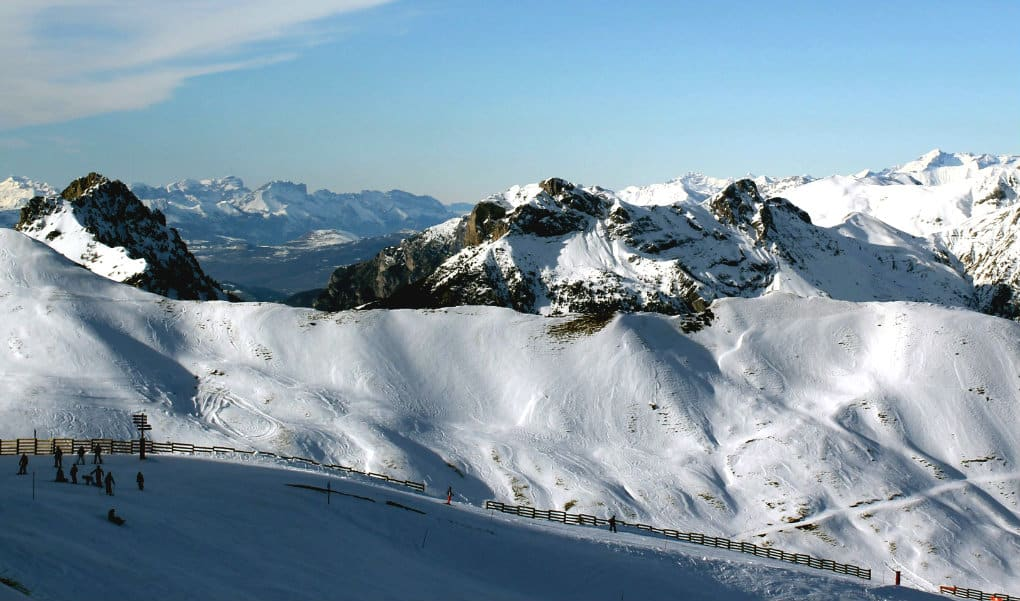 Alpy południowe