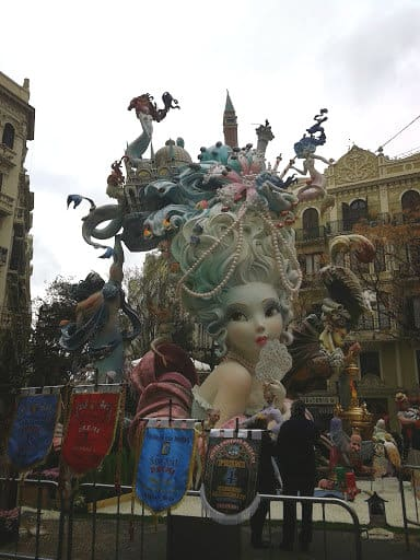 Fallas w Walencji