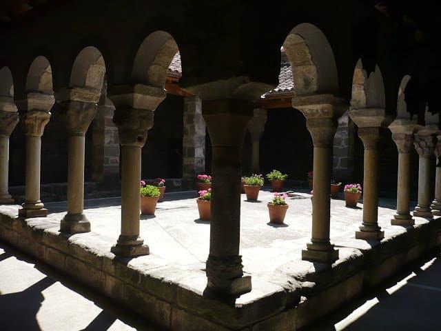 Klasztor Sant Pere Casserres - wypady z Barcelony