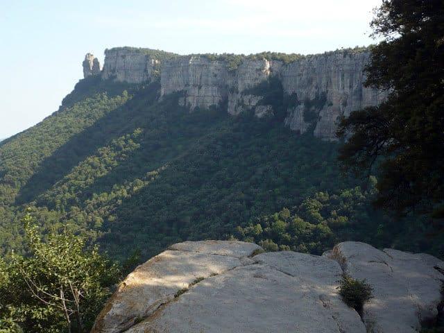 Wycieczka do Rupit - wodospad Sallent
