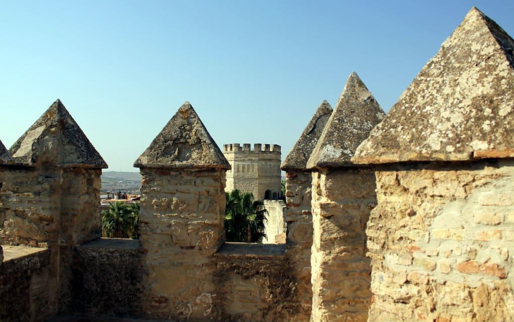 Alcázar w Jerez de la Frontera