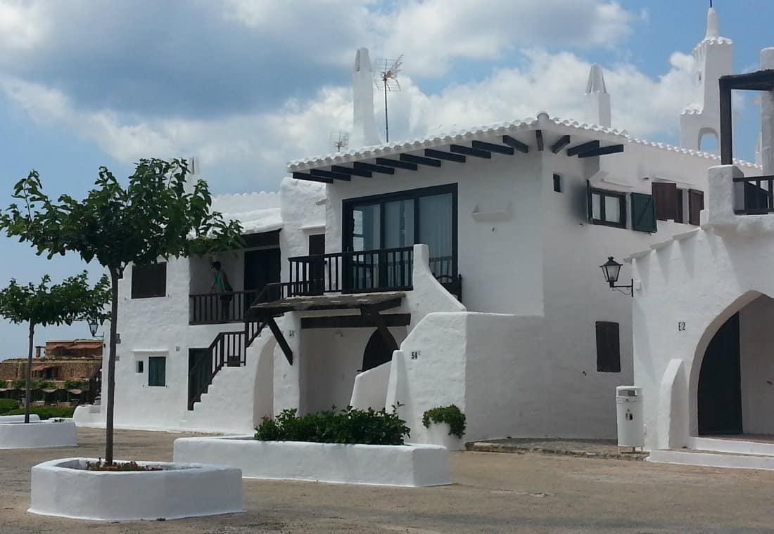 Wakacje na Minorce - domy na wynajem